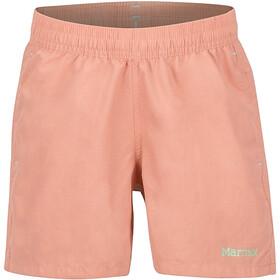 Marmot Augusta Marie Lyhyet housut Tytöt, coral pink
